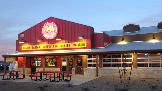 Rudy's Country Store and Bar-B-Q opened its newest location in Goodyear on June 5, 2014.
