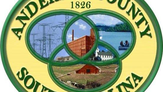 Anderson County seal