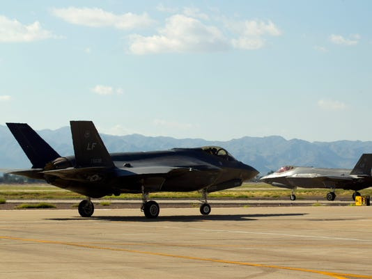 PNI f-35 training center opens at Luke AFB 1
