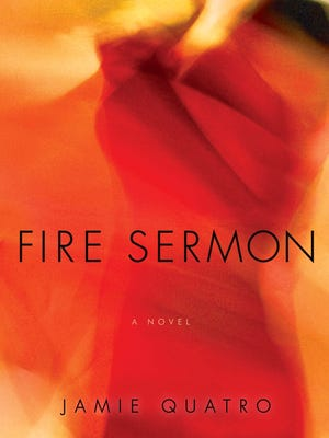 "Given the acclaim garnered by Jamie Quatro's 2013 story collection, ""I Want to Show You More,"" the anticipation surrounding her debut novel has been intense. ""Fire Sermon"" fulfills Quatro's promise in dazzling fashion, meeting and at times exceeding the precocity and daring of her first published work."