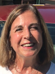 Parking karma practitioner Arlene Murphy of Ridgewood