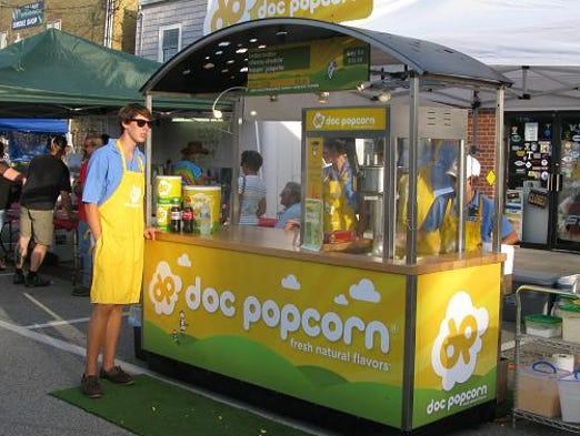 Doc Popcorn Food Truck