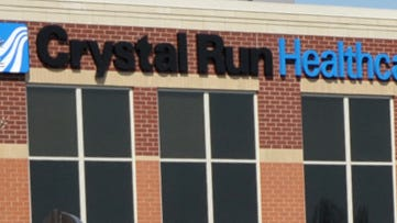 A Town of Shawangunk man tested positive for the coronavirus at the Crystal Run Healthcare facility in the Town of Wallkill.