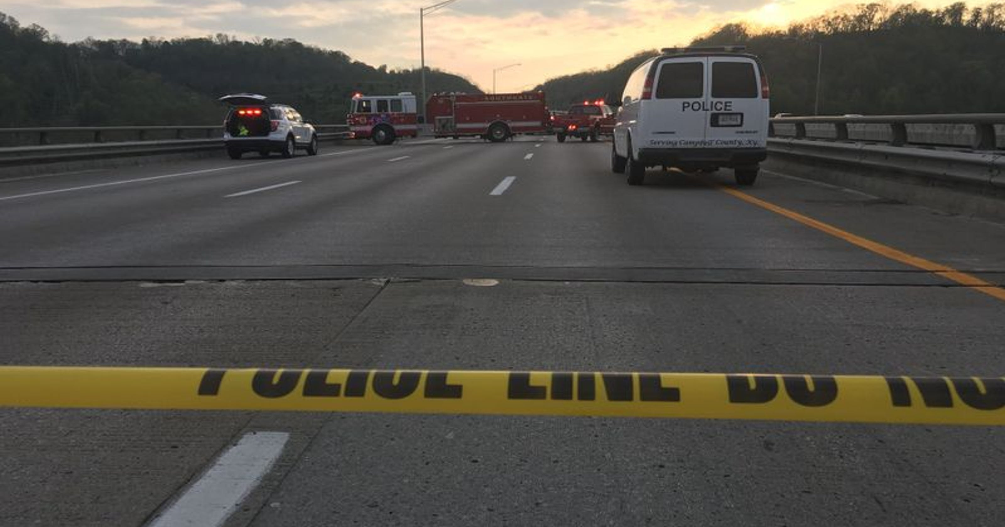 Child killed, others involved in Northern Kentucky crash ID'd