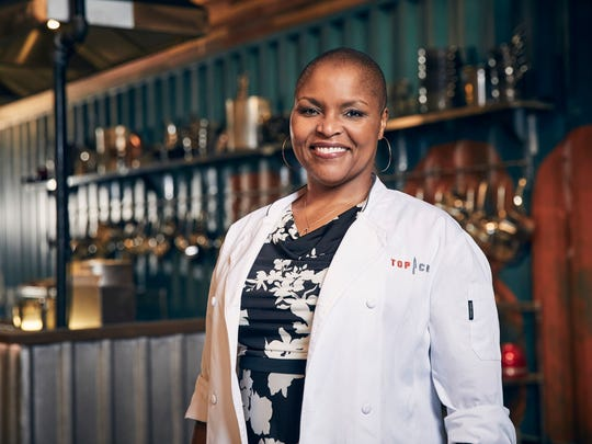 Pittsford Mendon grad Tanya Holland is one of the contestants on Top Chef Season 15.