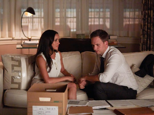 'Suits' prepares to say goodbye to Meghan Markle as
