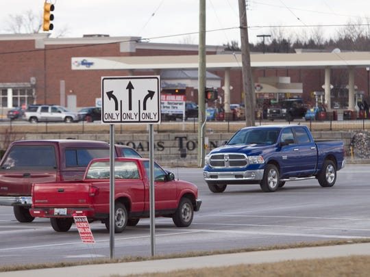 Michigan Ave. and M-59 is a dangerous interchange,
