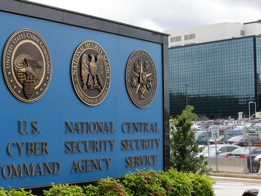 AP NSA SURVEILLANCE A FILE USA MD