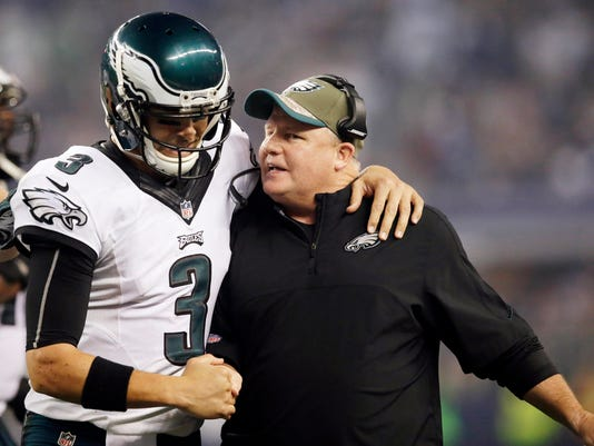 Chip Kelly, Mark Sanchez
