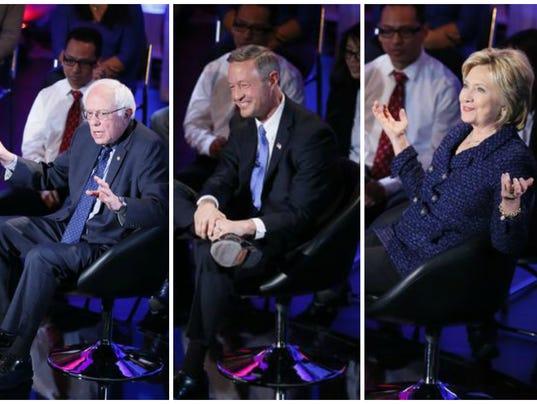 Composite-Collage-Democratic-Presidential-Candidates