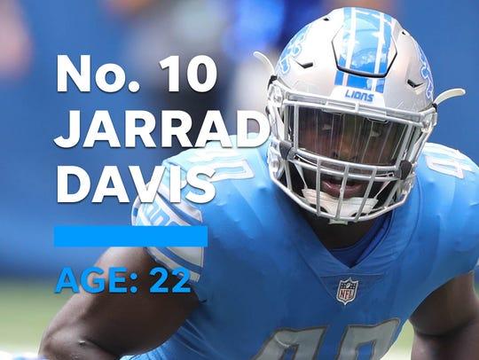 Jarrad Davis.