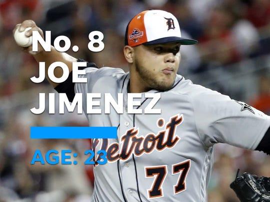 Joe Jimenez.
