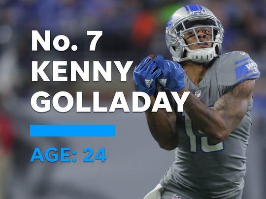 Kenny Golladay.