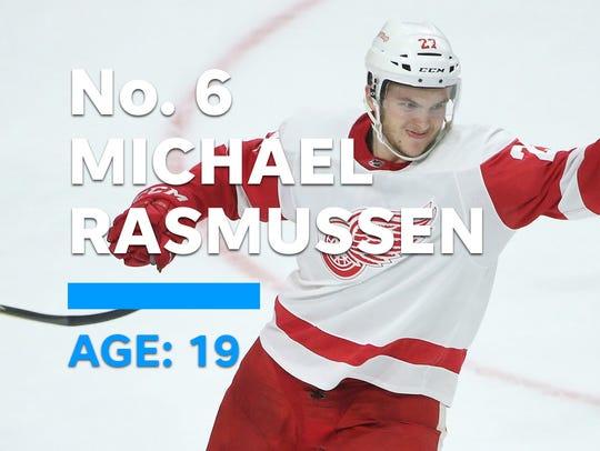 Michael Rasmussen.