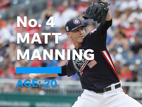 Matt Manning.