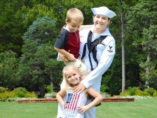 VIDEO THUMBNIAL - Military mom pulls of magical homecoming