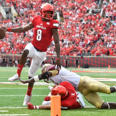 Behind Enemy Lines: Louisville vs. FSU with 'The Louisville Cardinal'