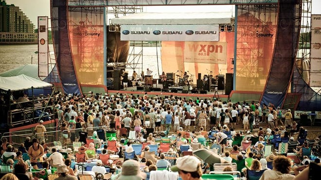 Whether you dance all day or settle on a beach chair in the shade, XPN provides a great weekend of music.