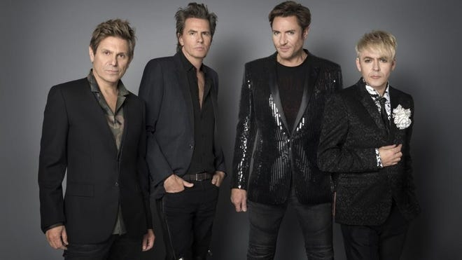 Duran Duran performed Friday and Saturday at The Show at Agua Caliente.