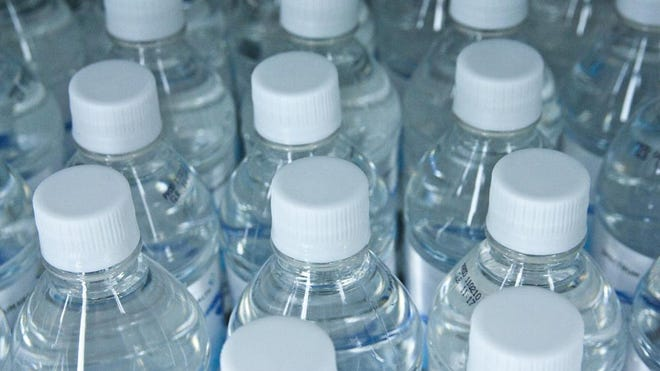 Americans now drink more bottled water than soda.
