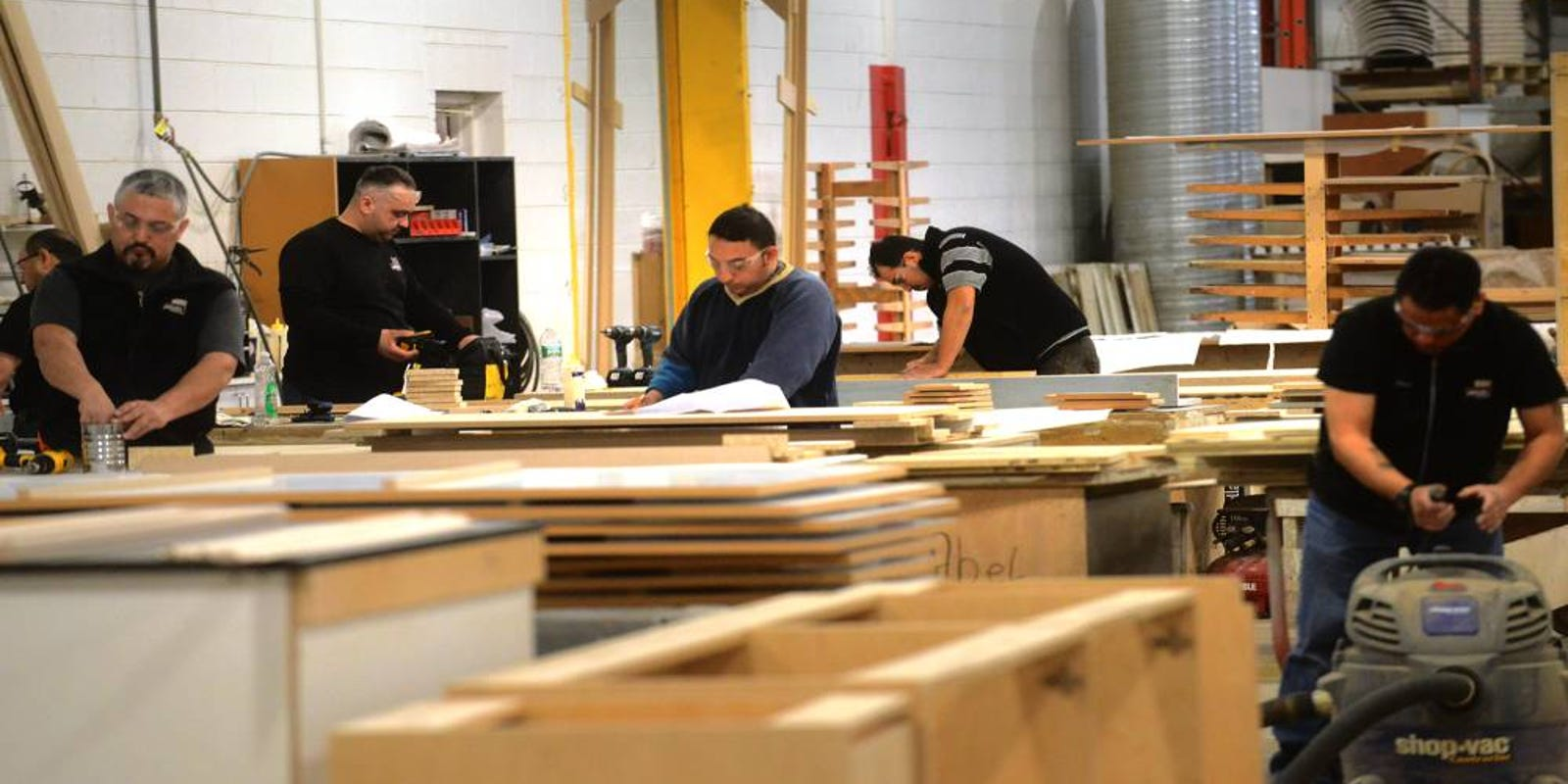 Woodworking Company Takes Over Vacant Passaic Factory
