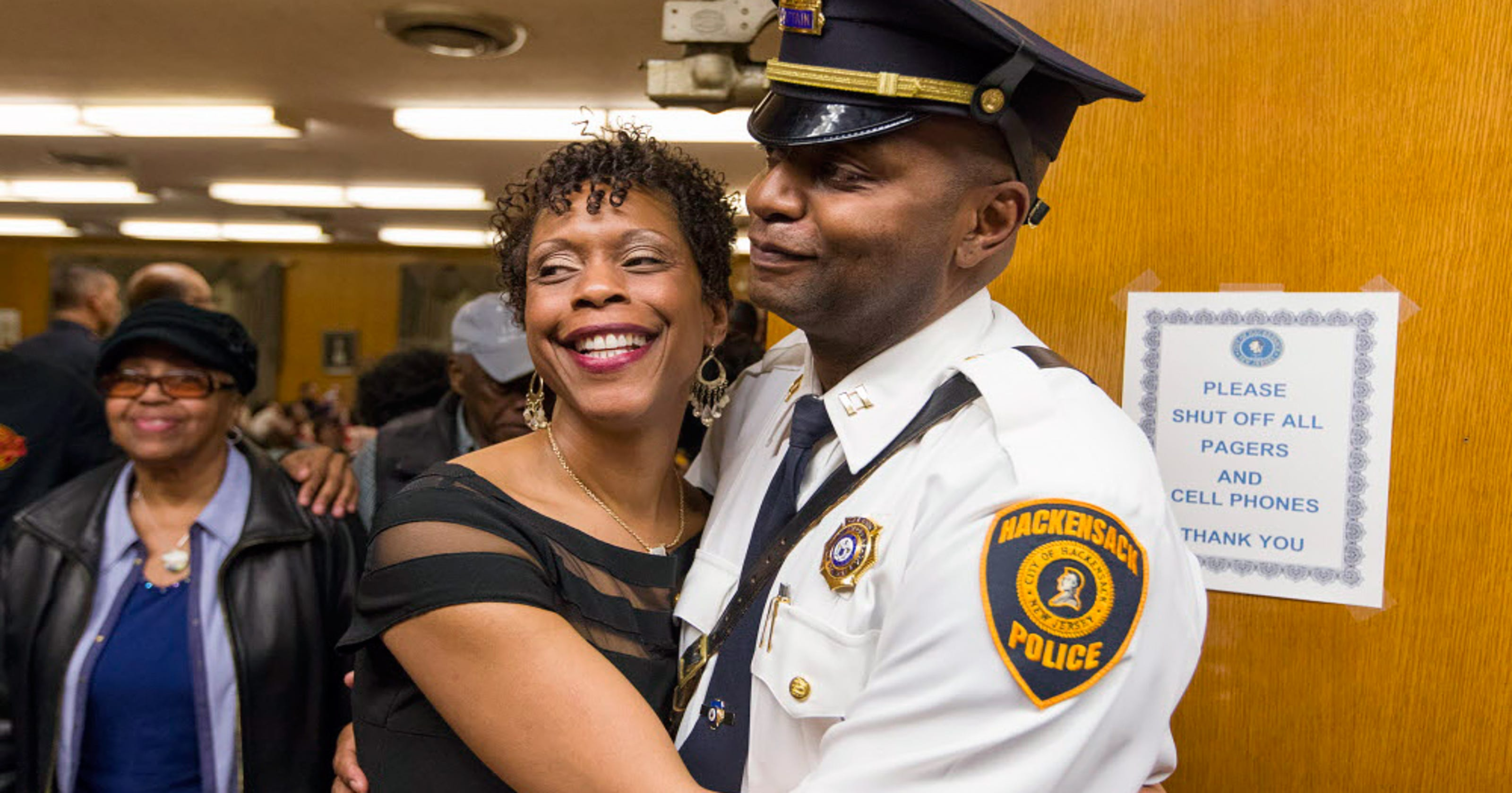Would-be top Hackensack police official fails part of