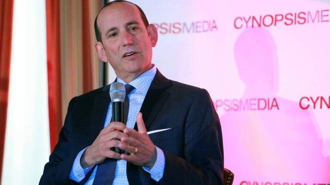 """Don Garber of Montclair said last week it is time to take sports betting """"out of the dark ages."""""""