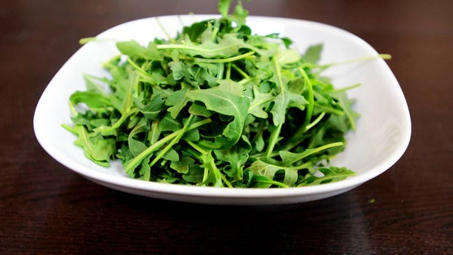 You can buy fresh arugula in the cold winter months.