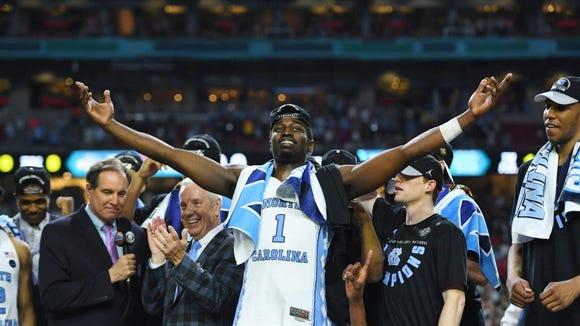 North Carolina's 6 national championship teams, ranked from worst to first
