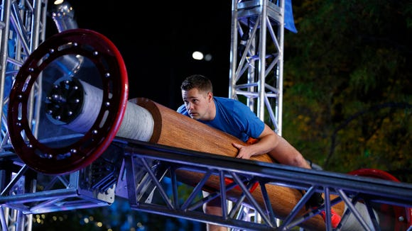 Why 3 NASCAR drivers are trying to 'conquer' 'American Ninja Warrior'