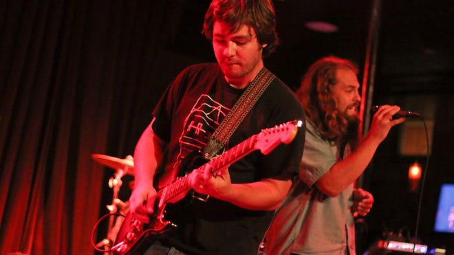 Catch Post Pluto at 4 p.m. Sunday at the Sandshaker Lounge on Pensacola Beach.