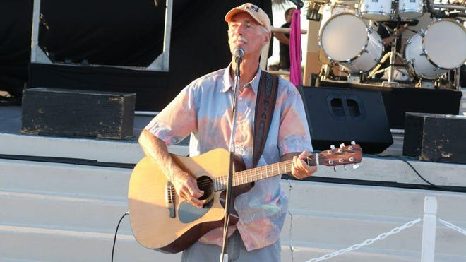 Tim Spencer will be performing Tuesday at Peg Leg Pete's in Pensacola Beach.