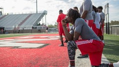 'Last Chance U' star Isaiah Wright, out of jail: 'The goal is the NFL'