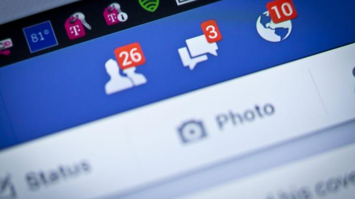 Social media site Facebook