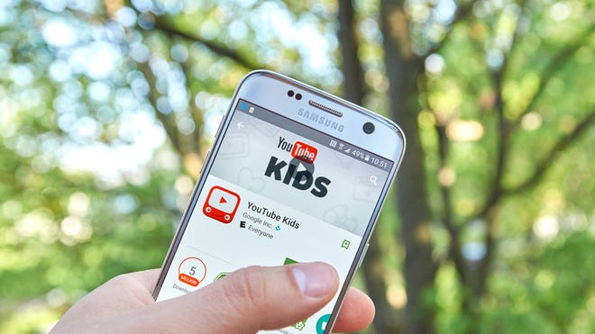 A new report from Business Insider found that the YouTube Kids app suggested a video that contained conspiracy theories to children.
