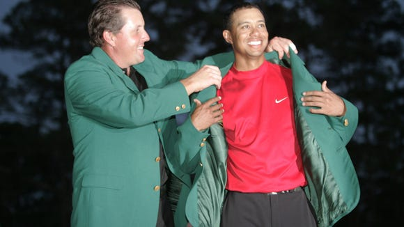 Will Tiger Woods make this the best Masters ever?