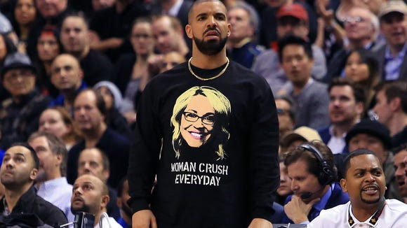 Doris Burke said Drake made her life 'more fun' for a few weeks last year