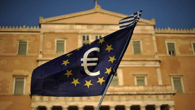 Greece probably would be in better shape today, with a brighter future, without the bailout.