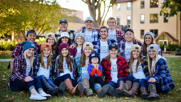 Love Your Melon has a network of more than 6,000 college student ambassadors. Photo courtesy of Love Your Melon.