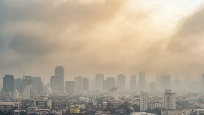Hazy skies have many wondering what activities are safe to do outside. Three apps will give you all the information you need to know about the quality of the air outside.