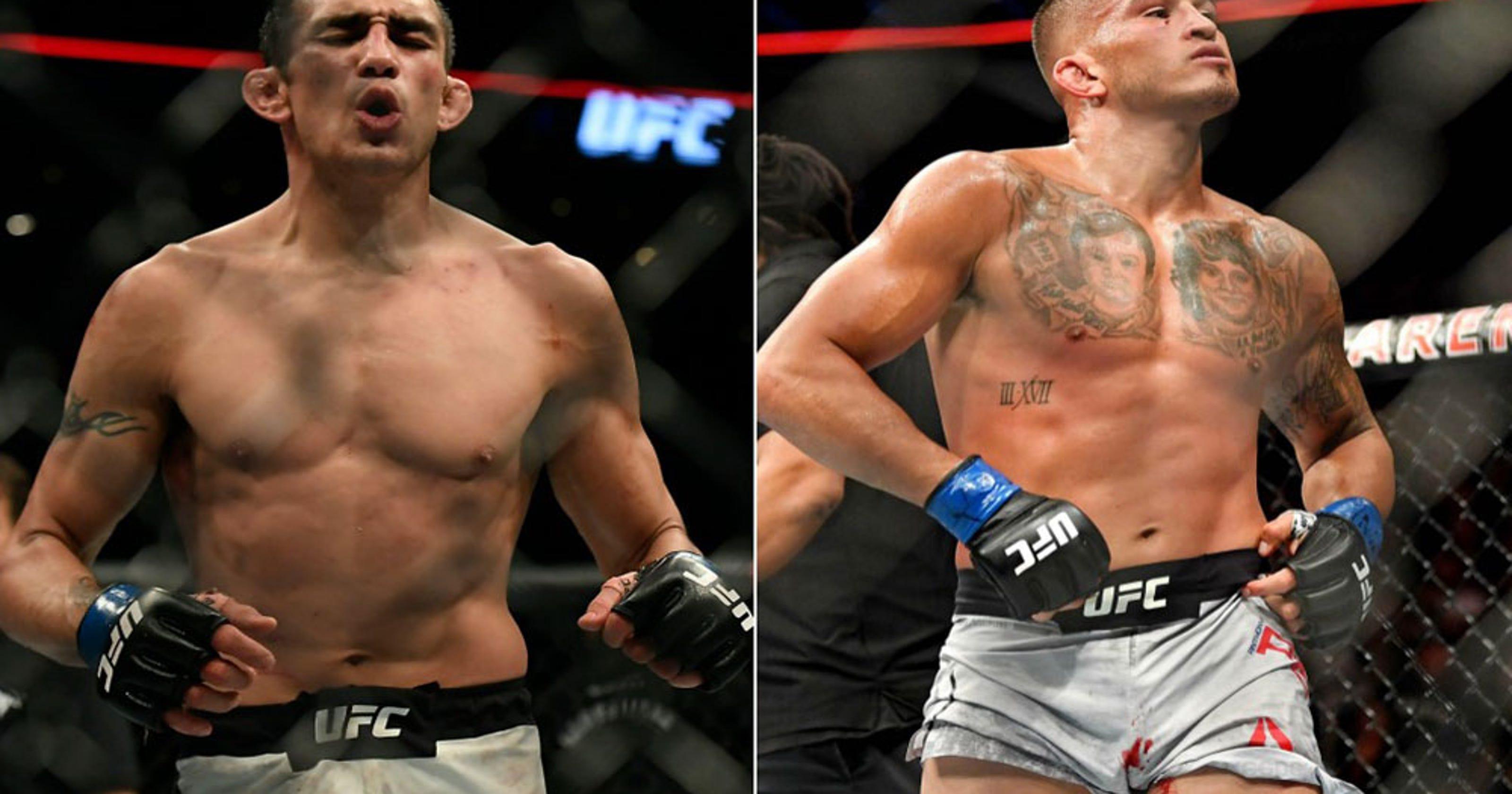 Tony Ferguson to make UFC comeback vs. Anthony Pettis