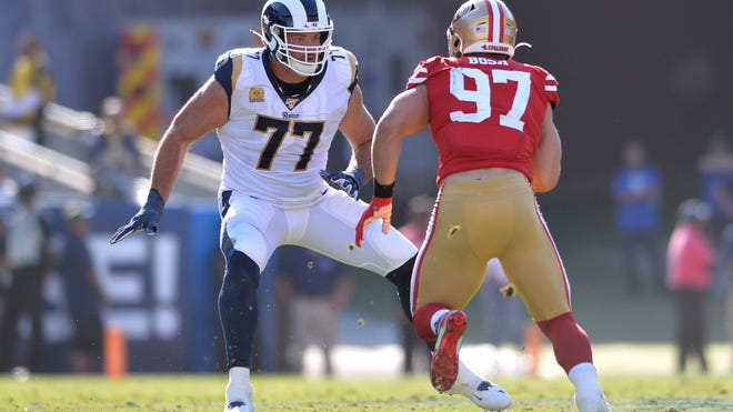 Rams tackle Andrew Whitworth