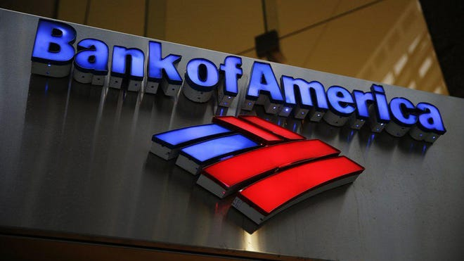 Bank of America has temporarily closed 12 of its 18 local bank branches in Volusia and Flagler counties.