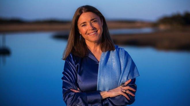 "South Carolina author Mary Alice Monroe's new novel is ""On Ocean Boulevard."""