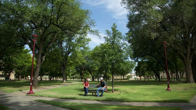 West Texas A&M University was recently recognized by the national Arbor Day Foundation for its conservation efforts.