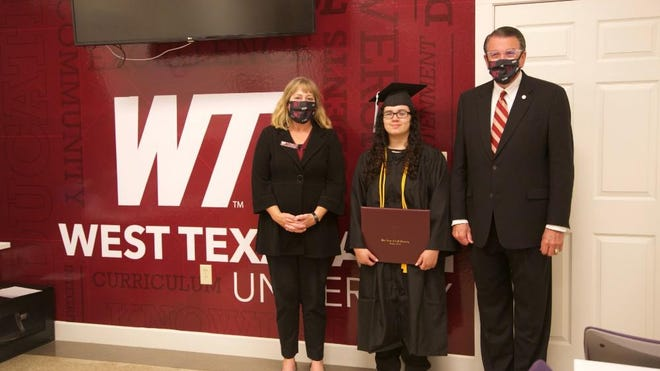 West Texas A&M and a few other universities are partnering with Roscoe Collegiate to provide students a path to a bachelor's degree.