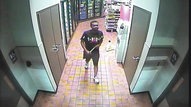 The Leavenworth Police Department is seeking help in identifying this man. He may be a witness in a homicide investigation.