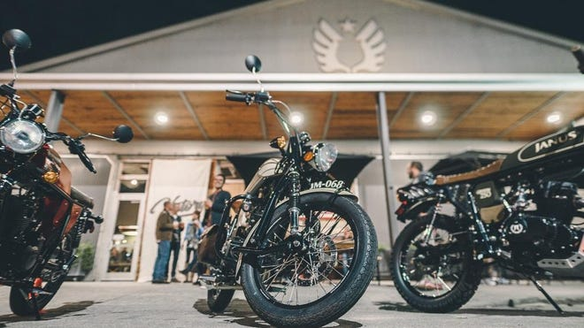 This year's Victory Moto Show at Service Brewing Co. will be adhering to COVID-19 safety protocols.