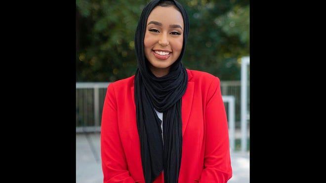 Roaya Higazi, Ohio State University's student body president