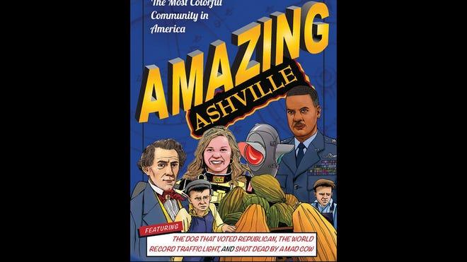 """Amazing Ashville"" by Bob Hines"